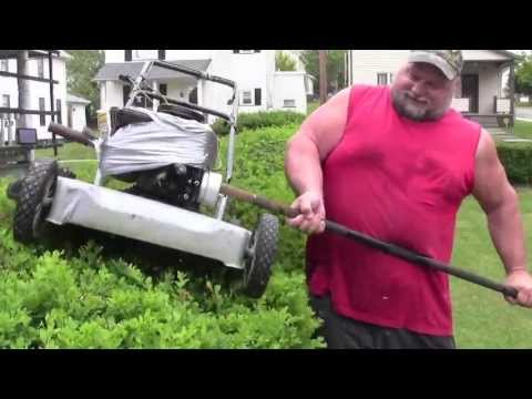 6 hilarious lawn mower fails douglas forest and garden. Black Bedroom Furniture Sets. Home Design Ideas