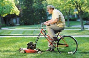 Lawn Mower Fails