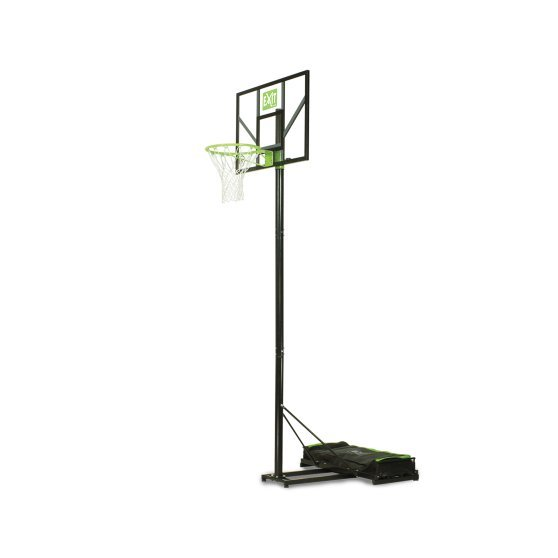 exit-comet-portable-basketball-backboard-green-black