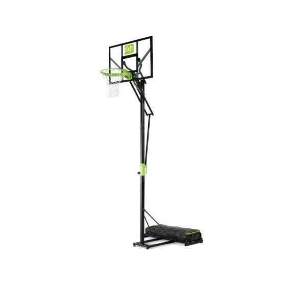 exit-polestar-portable-basketball-backboard-green-black