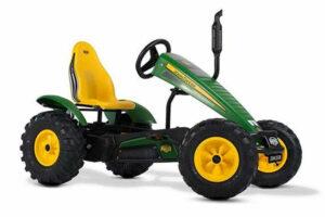John Deere Go Karts For Kids Aged 2-8 - BFR-3 Go-Kart