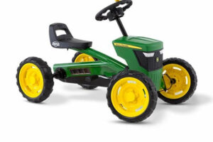 John Deere Go Karts For Kids Aged 2-8 - Buzzy