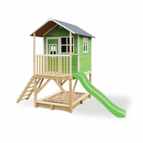 exit-loft-500-wooden-playhouse-green