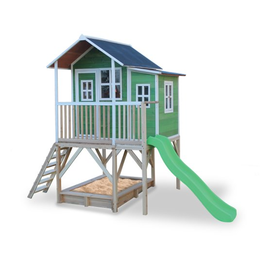 exit-loft-550-wooden-playhouse-green