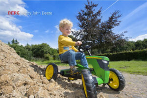 John Deere Go Karts For Kids Aged 2-8