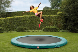 BERG Inground Trampolines (Installation Guide)