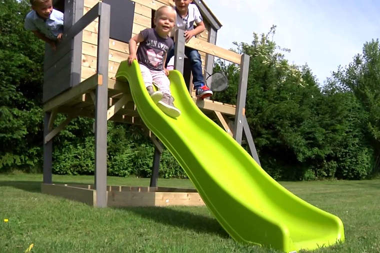 4 More Reasons You Should Have An Exit Playhouse In Your Garden