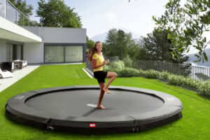 Berg Flatground Champion Trampoline Review