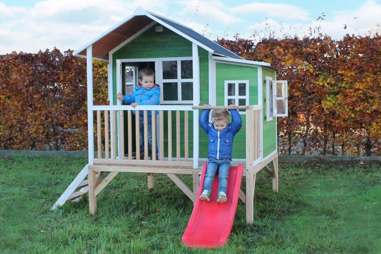 5 Reasons You Should Have An Exit Playhouse In Your Garden