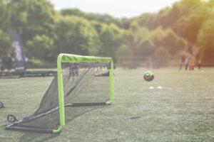 EXIT Soccer Goals
