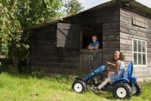 BERG Go-Karts Farm Range