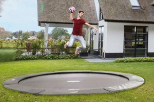 BERG Inground EazyFit Trampoline Review