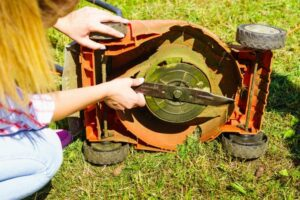 Garden Machinery Repair & Servicing Cork