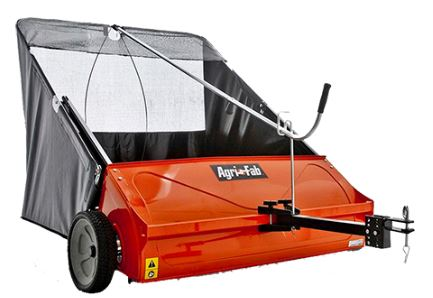 Agri-Fab yard sweeper