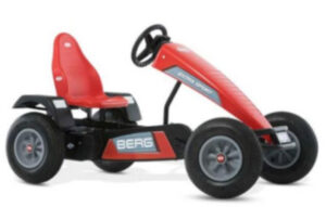 battery powered go-kart