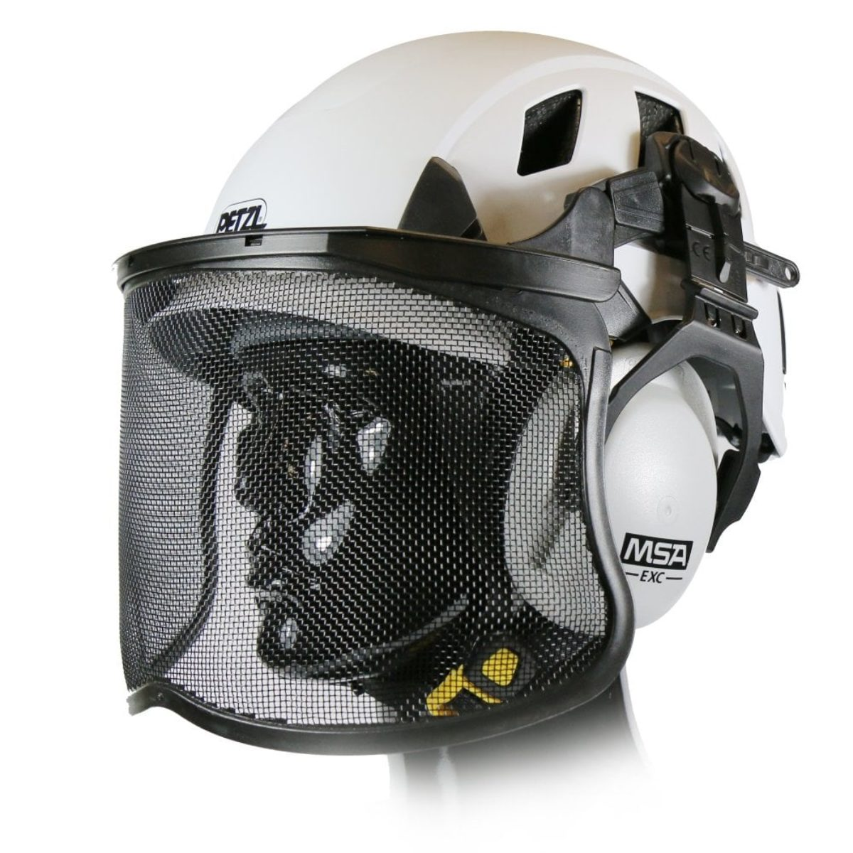 All colors STRATO VENT helmet ANSI by Petzl