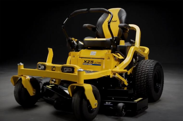 Pro ZTL lawnmower