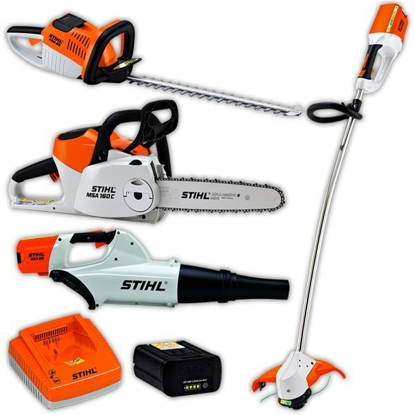 Stihl Pro Battery Machinery