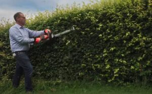 going cordless in the garden